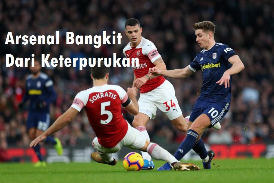 Arsenal Bangkit Dari Keterpurukan