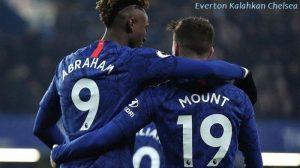 Everton Kalahkan Chelsea
