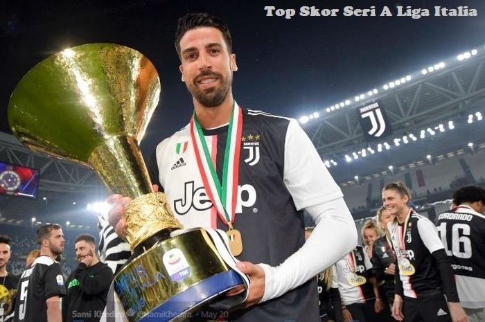 Top Skor Seri A Liga Italia